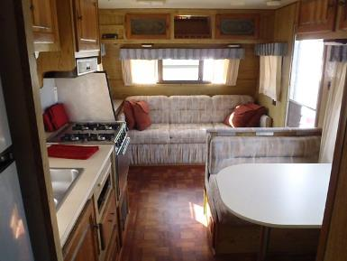 SPACIOUS ON SITE RV'S FOR RENT