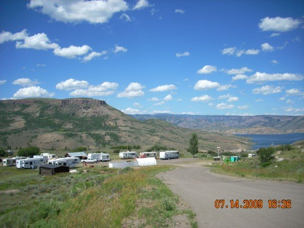 Blue Mesa Point RV Park